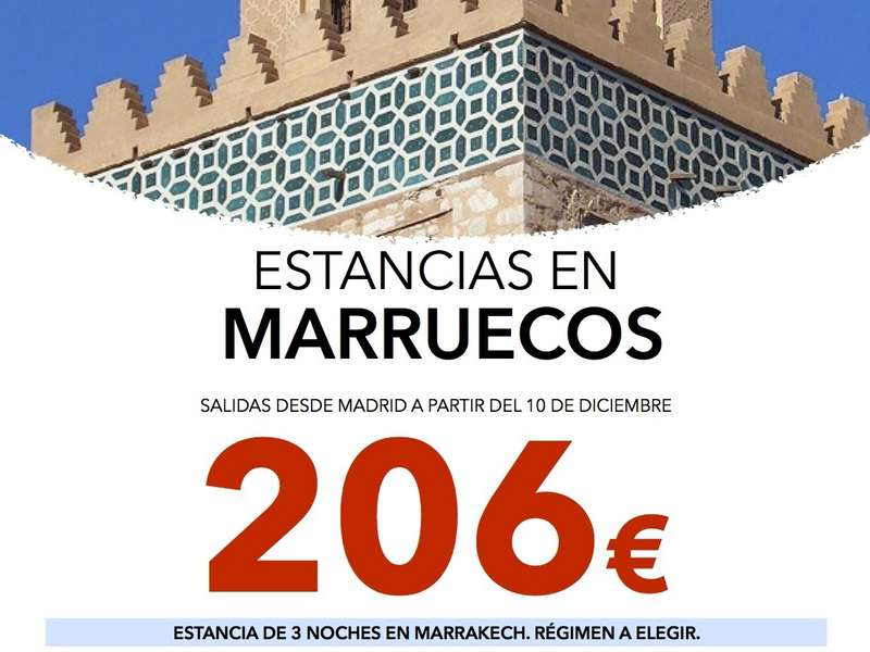 ESTANCIAS EN MARRUECOS